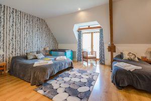 Le Val Borel - Chambres D'hôtes - B&B - Montbray, près de Villedieu-les-Poêles, Manche - Normandie - The Normandy Inn